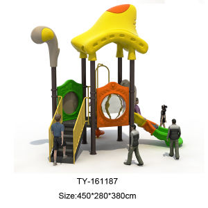 Kids Outdoor Playground Equipment for Sale pictures & photos