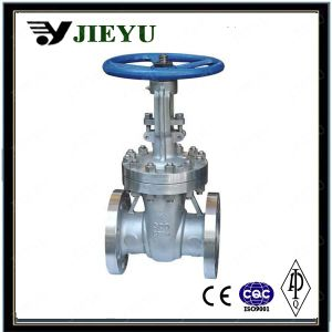 Stainless Steel CF8/CF8m/ CF3/ CF3m 300lb Gate Valve pictures & photos
