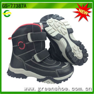 High Quality Kids Winter Snow Boots for Winter pictures & photos
