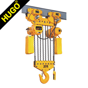 Electric Chain Hoist with Forged Hook pictures & photos