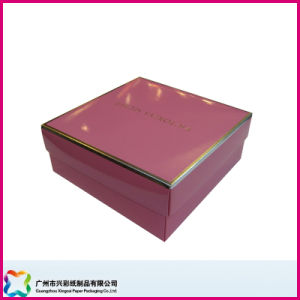 Flat Packed Lid&Base Packaging Box (XC-3-010) pictures & photos