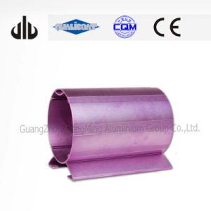Aluminium 6063 Alloy Profile Anodized Treatment Aluminium Extrusion Profiles for Lighting