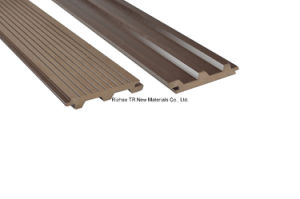Wood Plastic Composite Decking Wall Panel pictures & photos