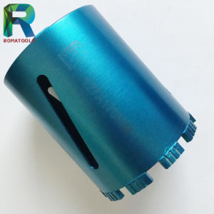 Diamond Core Drill Bits for Stone/Concrete Construction Drilling pictures & photos