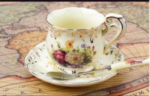 Top Grade Ceramic Tea Cup China Bone for Sale pictures & photos