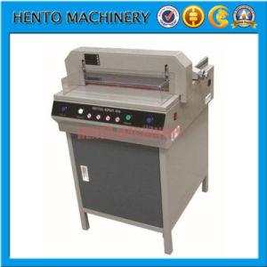 Professional Manufacturer Paper Cutting Machine China Supplier pictures & photos
