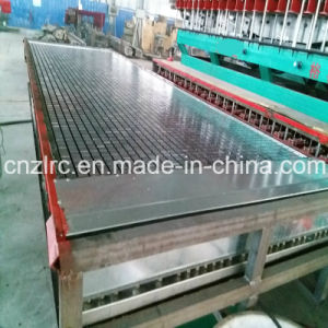 Fiberglass Reinforced Polymer Molded and Pultruded (FRP) Grating Machine pictures & photos