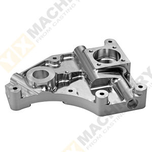 Customized CNC Industrial Truck Auto Hydraulic Engine Machinery Components pictures & photos