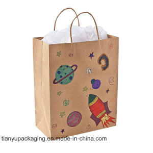Colorful Carry Bag for Shopping and Gift with Custom Logo pictures & photos
