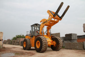 Heavy Duty Equipment Forklift Truck pictures & photos