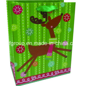 2014 New Style Christmas Paper Bags pictures & photos