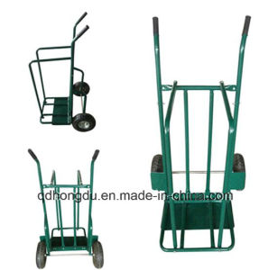 China Factory Hand Trolley for Wood Use (HT2127) pictures & photos
