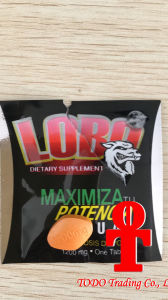 Lobo Dietary Supplement Maximizatu Potenciasexual Hot Selling Citrus Fit Weight Loss Diet Pills pictures & photos