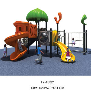 Outdoor Playgorund Plastic Equipment for Sale pictures & photos