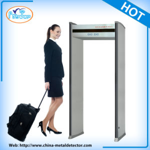 Security Entrance Walk Through Metal Detector Door pictures & photos