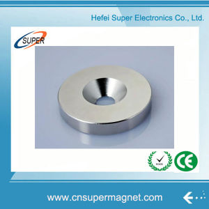 Manufacturer Permanent Rare Earth Cylinder Neodymium Magnet pictures & photos