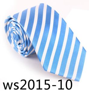 New Design Fashionable Stripe Necktie Ws2015-10 pictures & photos