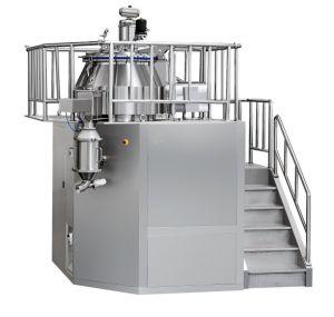 Lhsg500 Wet Type Granulator Machine