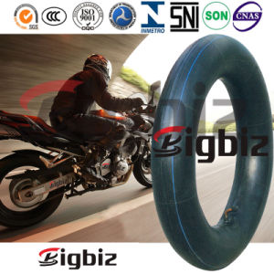 E-MARK Approved High Quality Motorcycle Butyl Inner Tube pictures & photos