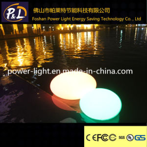 Rechargeable Outdoor Waterproof LED Pebble Stone pictures & photos