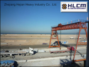 Precast Yard Gantry Crane 18 pictures & photos