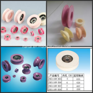 Ceramic Idler Pulley for Textile, Yarn, Coil Winding Mechinery pictures & photos