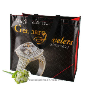 Promotional Customized Logo Shopping Nonwoven Bag pictures & photos