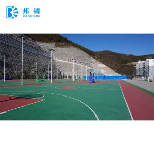 Basketball Court, Silicon PU Court