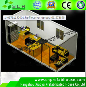 Modular /Mobile/Prefab/Prefabricated Steel House for Private Living pictures & photos