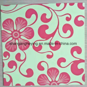 Flower Customized Print Plate Steel/Gl Print Steel for Roofing/Floor pictures & photos