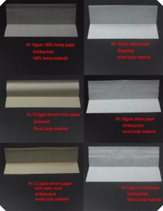 20GSM White Paper with King Size pictures & photos