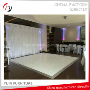White Painting Laminated Panel Latest Dance Hall Wooden Floorings (DF-44) pictures & photos