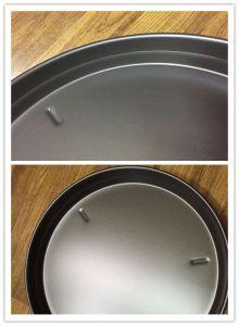 Non-Stick Aluminium Alloy Pizza Tray pictures & photos
