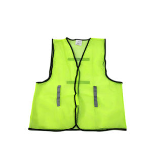 Safety Reflective Vest (Yellow) pictures & photos