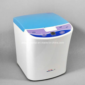 Dental Labor Impression Centrifuge Alginate Material Mixing Mixer pictures & photos