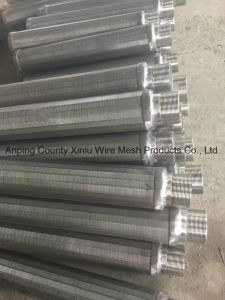 Welded Wedge Wire Candle Filter pictures & photos