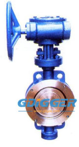 Wafer Gas Control Butterfly Valve for Sale