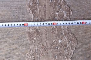 for Ladies Color Embroidery Lace/Nylon Lace/Cotton Lace pictures & photos