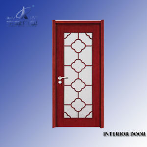 Solid Wood Front Door Designs pictures & photos