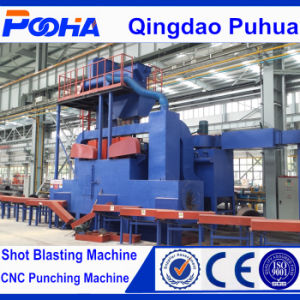 Qgw Series Steel Pipe Cleaning Shot Blasting Machine pictures & photos