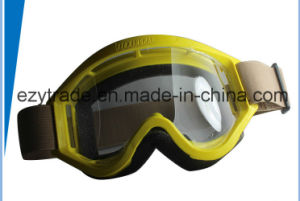 Ce En166 PVC Lens in Safety Goggle for Lab pictures & photos