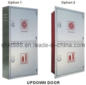Stainless Steel Fire Hose Reel Cabinet pictures & photos