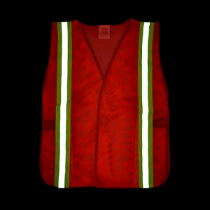 3-Layer Mesh Reflective Vest of Chile pictures & photos