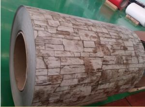 Cold Rolled Color Coated Galvalume Steel Coil for Building Material Gl pictures & photos