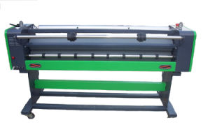 MF1350-B2 Large Format High Speed Glass Flatbed Laminator for Door Laminating pictures & photos
