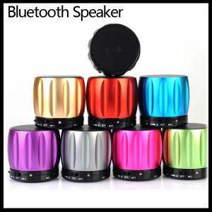 Mini Metal Bluetooth Speaker with TF Card / FM Radio pictures & photos