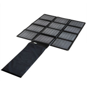 Hanergy 60W Foldable Solar Power Charger - Military Use