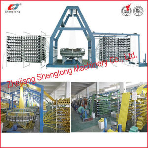Latest Four/Six Shuttle PP Woven Bag Making Machine (SL-SC-4/750) pictures & photos