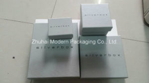 High Quality Customized Logo Jewelry Set Box pictures & photos