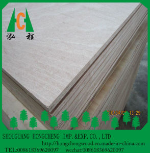 E1 Glue Poplar Core Commercial Plywood From Hong Cheng pictures & photos